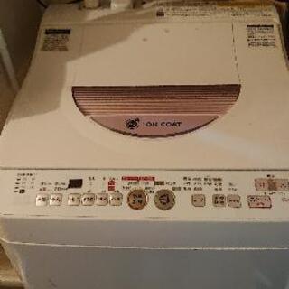 洗濯機(乾燥機つき)
