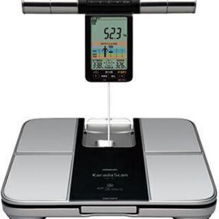 【新品】オムロン 体重体組成計 HBF-701 カラダスキャン