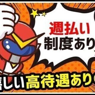 【週払い可】[派]即日入社もOK!!土日祝休み◎女性活躍中!デ...