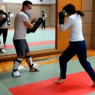 初心者歓迎 キックボクシング フィットネス  吉祥寺 上石神井 練馬の画像