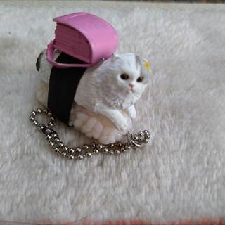 キーホルダー 猫