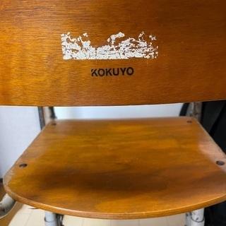 【ネット決済】学校の机 椅子 2セットあります