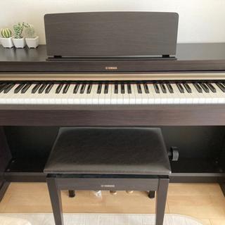 VDP162/Rヤマハ電子ピアノ&椅子セット