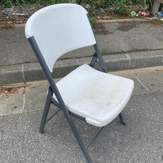 米軍払い下げLifeTime 折り畳み椅子