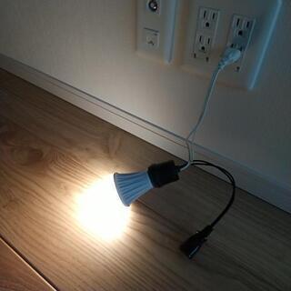 オーム電機製 LED電球 40w 電球色 - 売ります・あげます