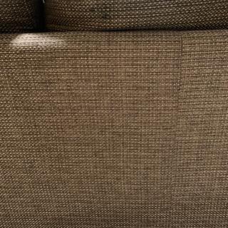 ソファ 3人掛け 寝椅子部分あり L字ソファ - 売ります・あげます