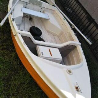 【ネット決済】分割ボート FRPボート