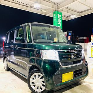 N BOX 30年式 車検あり ホンダセンシング パワースライド...