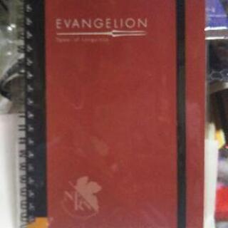 【ネット決済】EVANGELION   B6リングノート