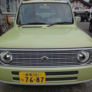 コミコミ価格 車検R5年9月 2年付 丸目ラパン 2006年 ...