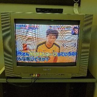 【値下げしました】SANYOカラーテレビ