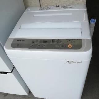 【配送無料】今日のイチ押し!パナソニックの洗濯機⭐2019年製⭐...