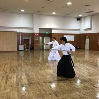 大阪修武会平野支部【居合ー剣術】