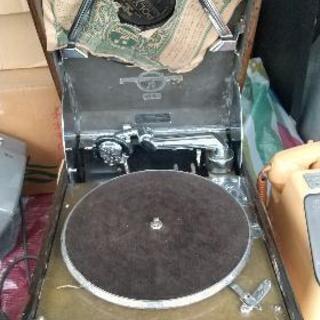 蓄音機  コロンビア 当時物 No213型