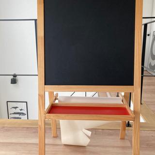 IKEA お絵かきイーゼル ホワイトボード