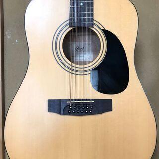 Cort 12弦ギター 美品(すぐ弾けますが、ちょっと難あり)い...