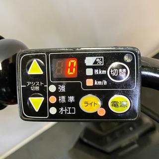 関東全域送料無料 保証付き 電動自転車 ヤマハ パスバビー 20インチ 8.7ah 3人乗り デジタル - 自転車