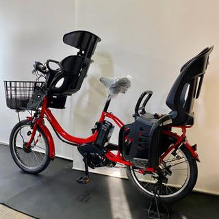 関東全域送料無料 保証付き 電動自転車 ヤマハ パスバビー 20インチ 8.7ah 3人乗り デジタル - さいたま市