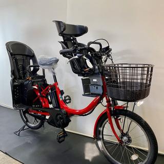 関東全域送料無料 保証付き 電動自転車 ヤマハ パスバビー 20インチ 8.7ah 3人乗り デジタルの画像