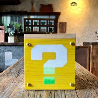 ★10月キッズDIYご予約開始「はてな?ボックス」