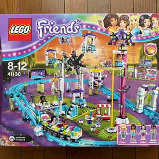 レゴ LEGO フレンズ 遊園地ジェットコースター 411…