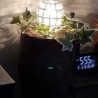 【ネット決済】アンティークランプ
