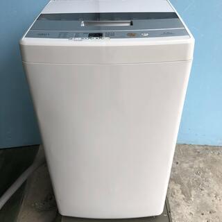中古 AQUA アクア 全自動洗濯機 AQW-S45EC…