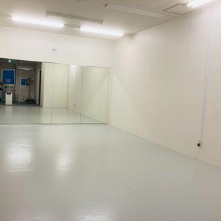 【川崎】ダンス・ヨガ・バレエなどレッスン・練習出来るスペース・スタジオ