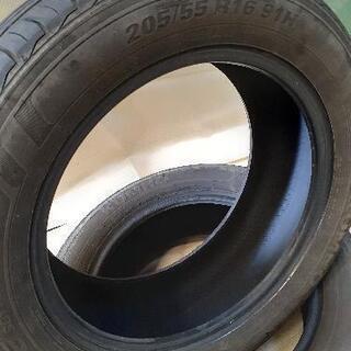 タイヤ 205/55R16 クムホー