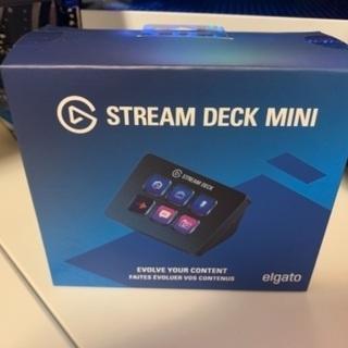 Elgato stream deck 6個タイプ