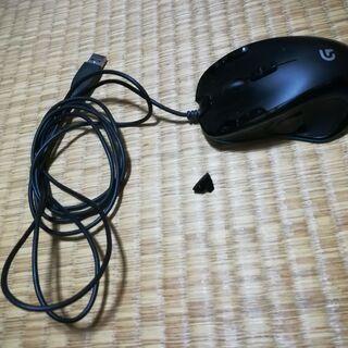 LOGICOOL ゲーミングマウス G300s ジャンク