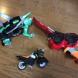 仮面ライダー ゴースト ゴーストライカー サングラスラッシャー