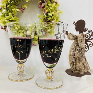 ワイングラスを素敵にデコレーションする