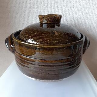 炊飯用 土鍋(2合)