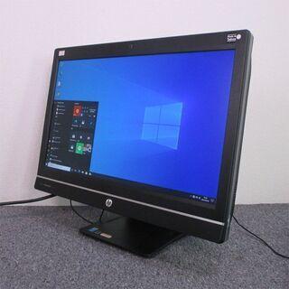 ジモティー特価 フルHD液晶搭載 一体型デスクトップパソコ…
