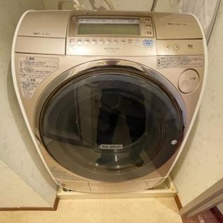 【ネット決済】ドラム式洗濯機 ビッグドラム HITACHI BD...
