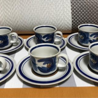 コーヒーカップ 6客セット