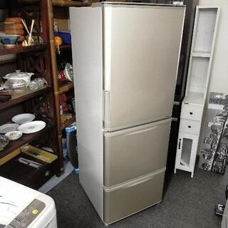 SHARP 3ドア冷蔵庫 350リットルサイズ、お売りしま…