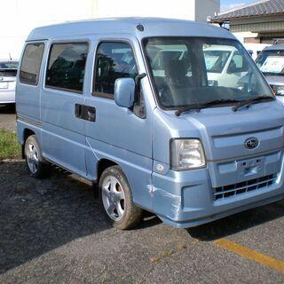 現状販売車両!! 平成24年式サンバーディアス(不動扱い)