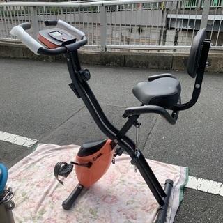 ☆¥7,700 エクササイズバイク トレーニングバイク HG-Q...