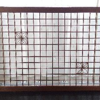 ☆レトロ 玄関飾り 欄間 アンティーク
