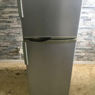 SHARP シャープ 2ドア ノンフロン冷凍冷蔵庫 118L 2...