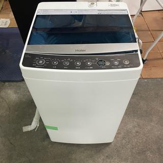 美品 2019年式 ハイアール 5.5L 洗濯機