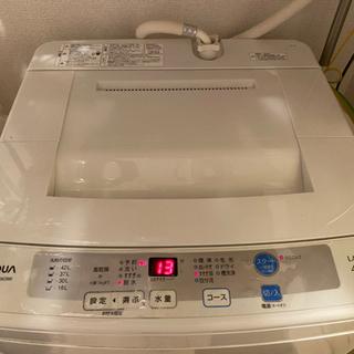 縦型洗濯機 2014年制 4.5キロ(1人用)