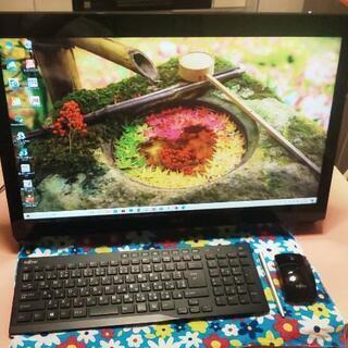 富士通液晶一体型デスクトップパソコン