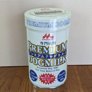 ペット用品 犬用 プレミアム 粉ミルク缶