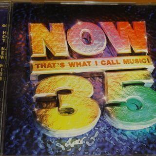 NOW 35 2CD THAT'S WHAT I CALL MU...