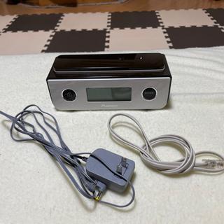 【ネット決済】パイオニア TF-FD35W コードレス留守番電話機