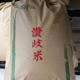 新米 香川県産コシヒカリ 玄米30㌔