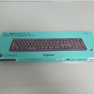 【ご成約済み】Logicool ロジクール ワイヤレスキーボード...